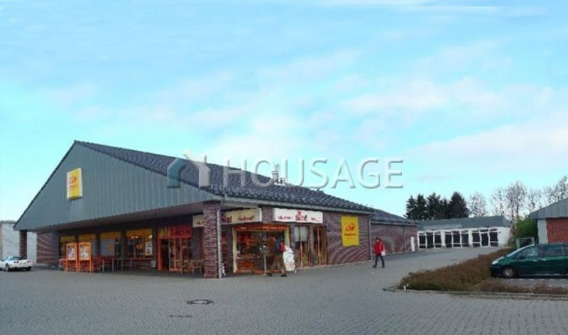 Магазин в земле Северный Рейн-Вестфалия, Германия, 1414 м2 - фото 1