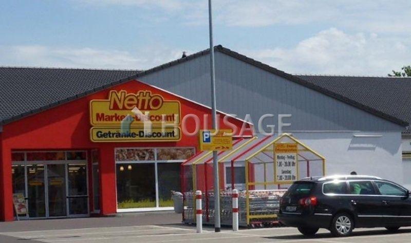 Магазин в Саксонии-Анхальт, Германия, 1045 м2 - фото 1