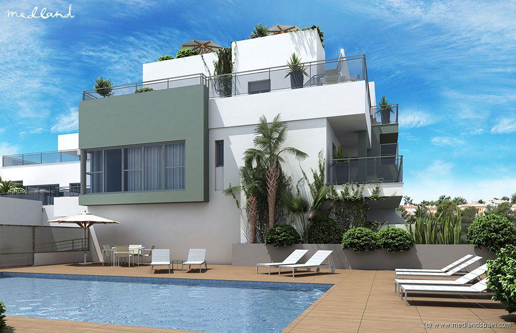 Апартаменты в Ла Марине, Испания, 65 м2 - фото 1