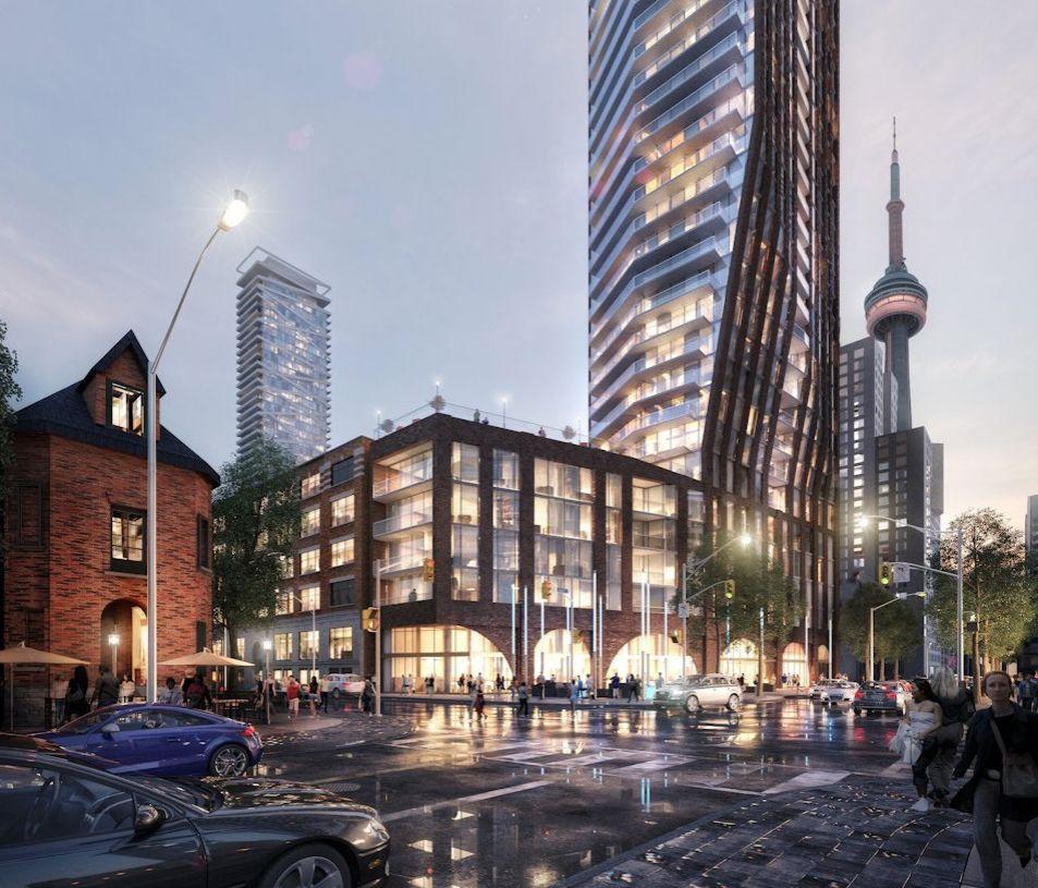 Квартира в Торонто, Канада, 37 м2 - фото 1