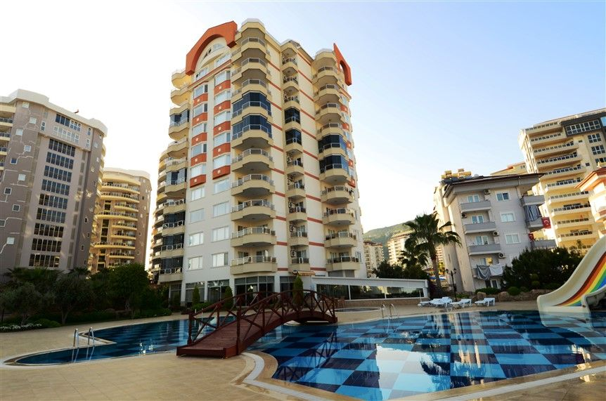 Квартира в Аланье, Турция, 95 м2 - фото 1
