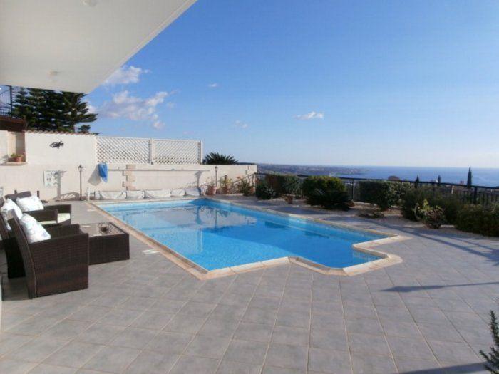 Вилла в Пафосе, Кипр, 130 м2 - фото 1