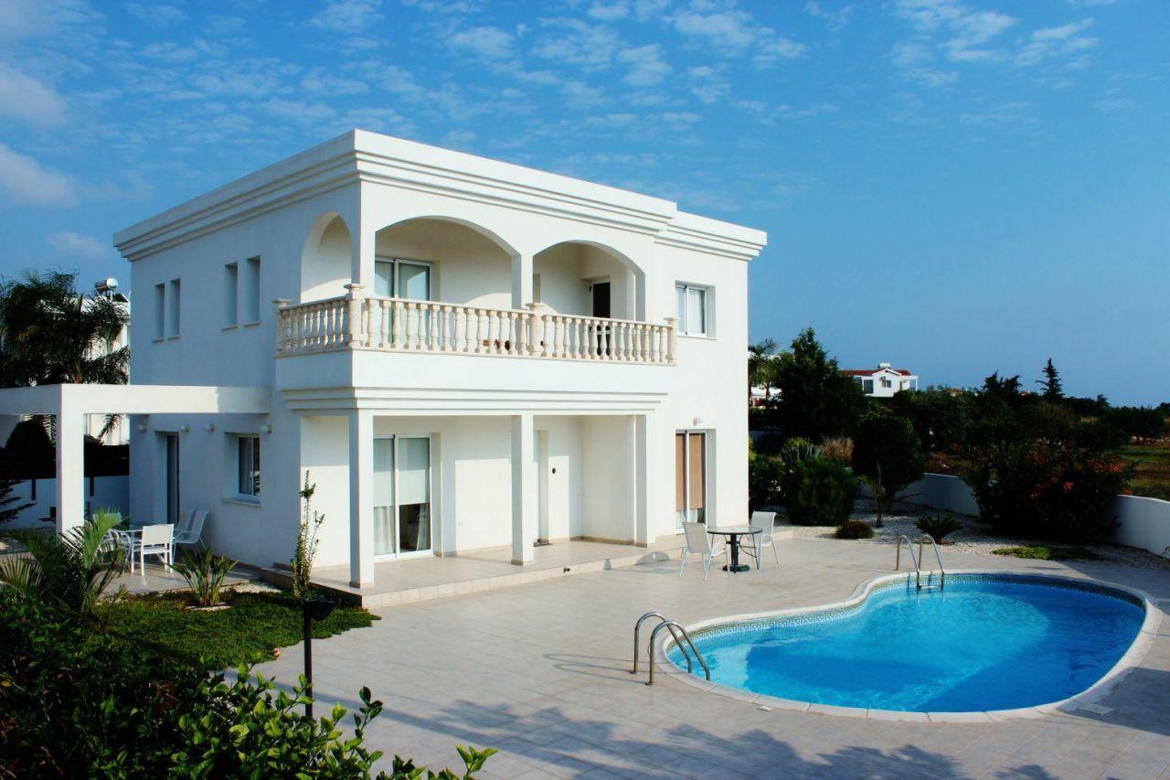 Вилла в Пафосе, Кипр, 620 м2 - фото 1