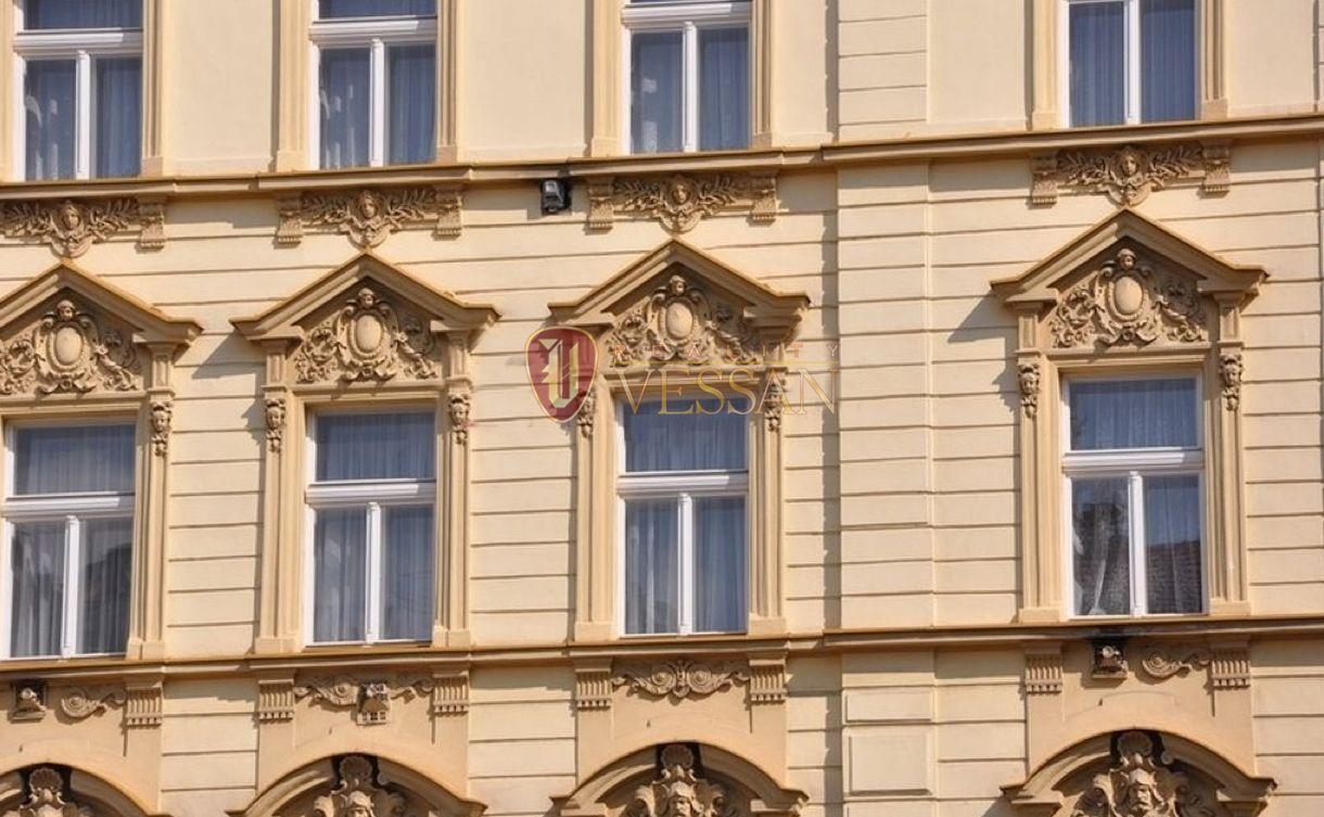 Доходный дом в Праге, Чехия, 680 м2 - фото 1