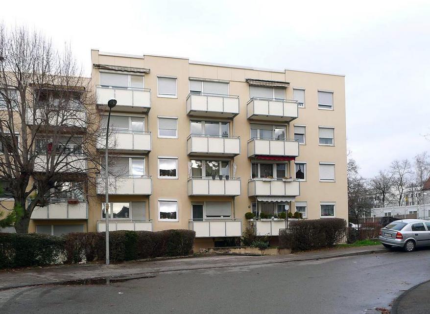 Квартира в Штутгарте, Германия, 75 м2 - фото 1