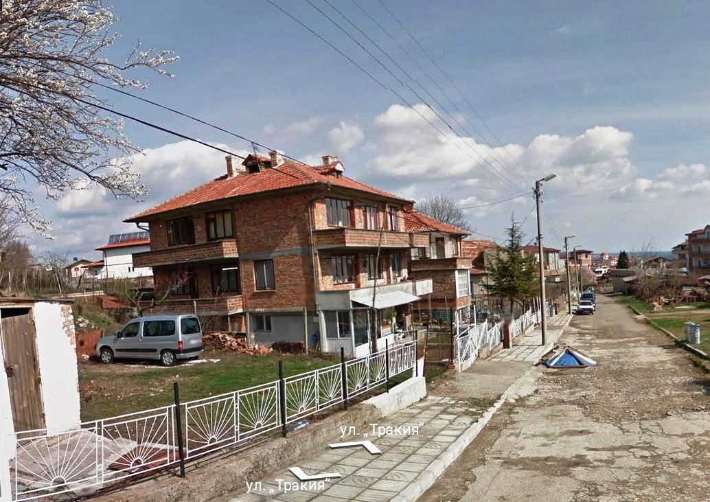 Земля в Обзоре, Болгария, 514 м2 - фото 1