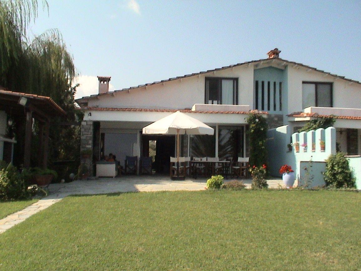 Вилла в Халкидики, Греция, 750 м2 - фото 1