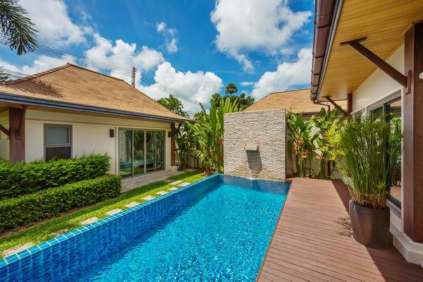 Вилла на Пхукете, Таиланд, 185 м2 - фото 1