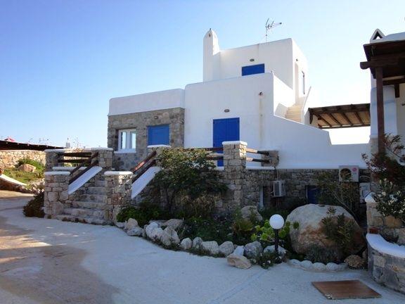 Коттедж на Миконосе, Греция - фото 1