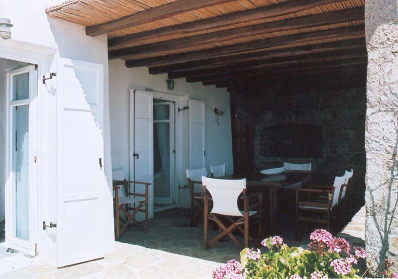 Квартира на Кикладах, Греция, 110 м2 - фото 1