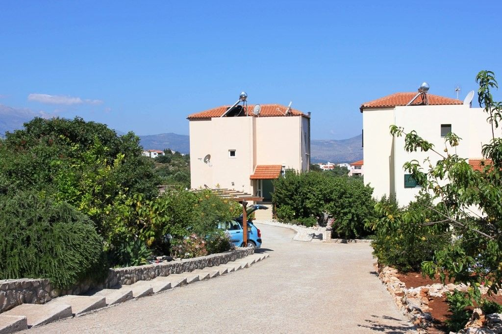 Коттедж о. Крит, Греция, 198 м2 - фото 1