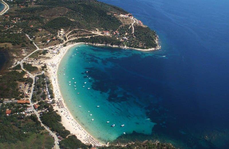 Земля Халкидики-Афон, Греция, 9800 сот. - фото 1
