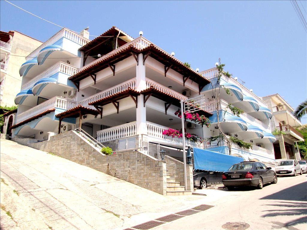 Отель, гостиница Халкидики-Ситония, Греция, 640 м2 - фото 1