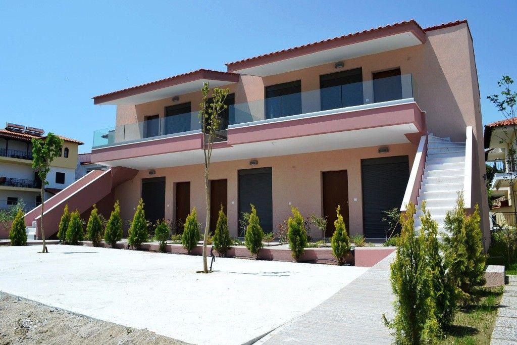 Квартира Халкидики-Кассандра, Греция, 43 м2 - фото 1