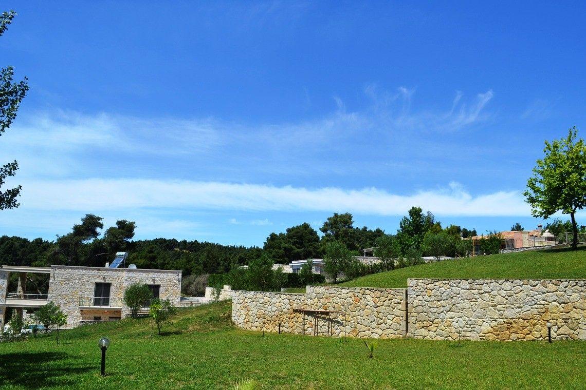 Коттедж Халкидики-Кассандра, Греция, 1800 сот. - фото 1
