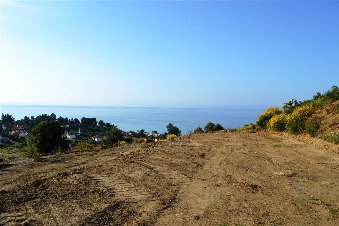 Земля Халкидики-Кассандра, Греция, 4650 сот. - фото 1
