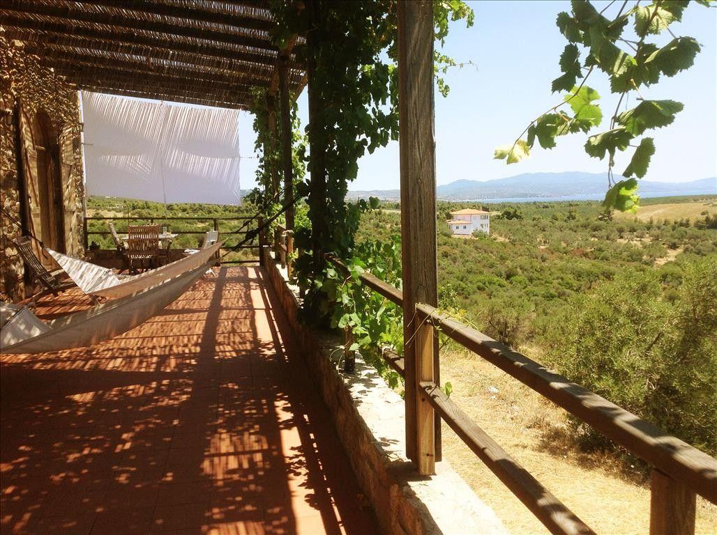 Вилла Халкидики-Ситония, Греция, 235 м2 - фото 1