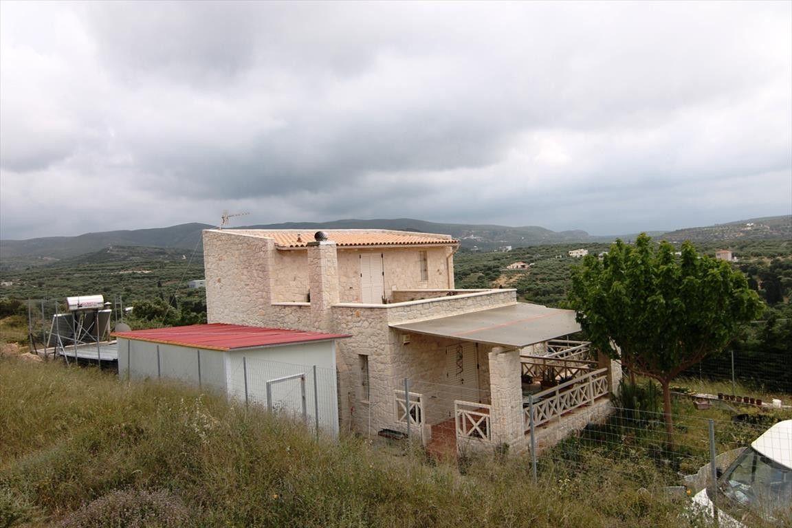 Коттедж о. Крит, Греция, 110 м2 - фото 1