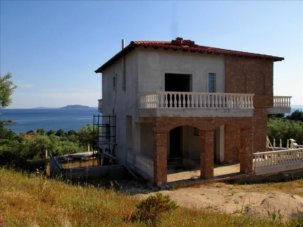 Вилла Халкидики-Ситония, Греция, 490 м2 - фото 1