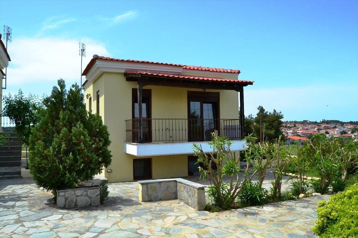 Коттедж Халкидики-Кассандра, Греция, 122 сот. - фото 1
