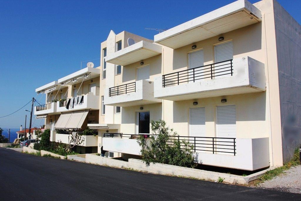 Квартира о. Крит, Греция, 50 м2 - фото 1