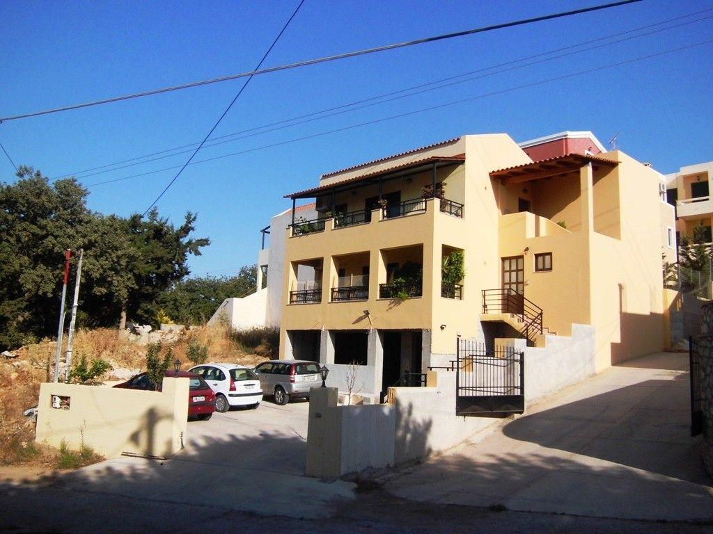 Коттедж о. Крит, Греция, 220 м2 - фото 1