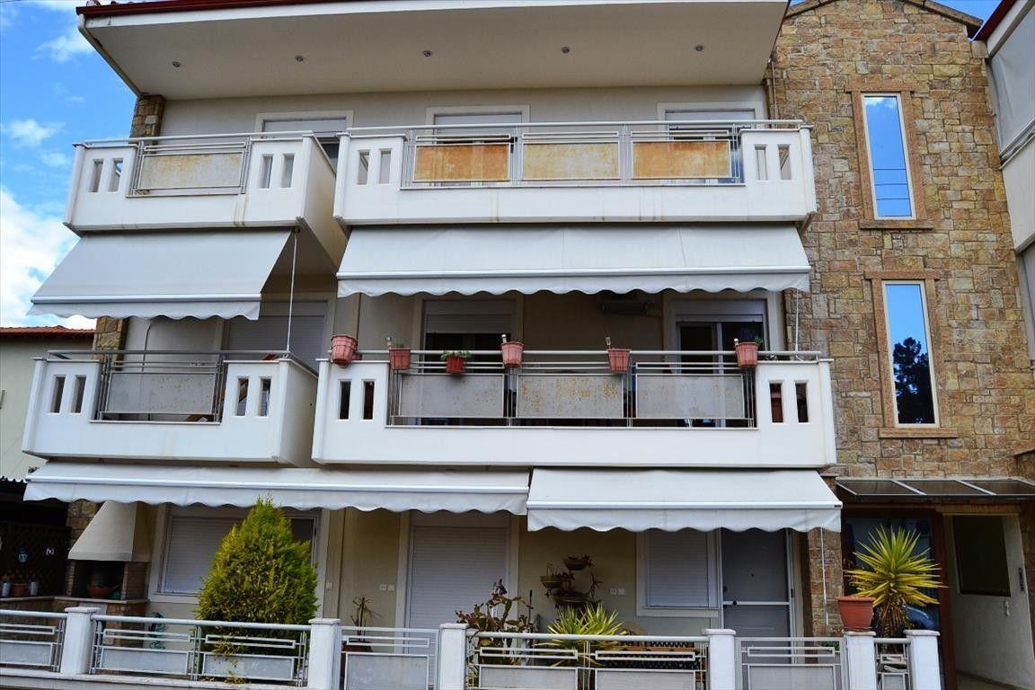 Квартира Халкидики-Кассандра, Греция, 74 м2 - фото 1