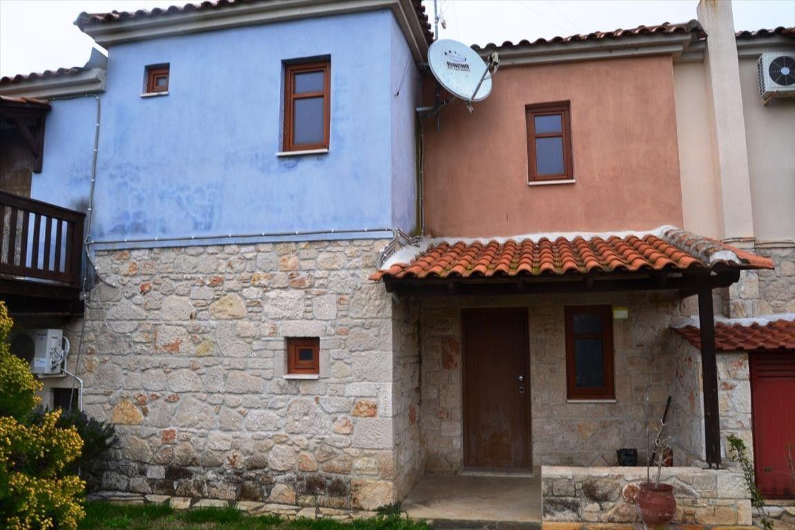 Таунхаус Халкидики-Кассандра, Греция, 80 м2 - фото 1