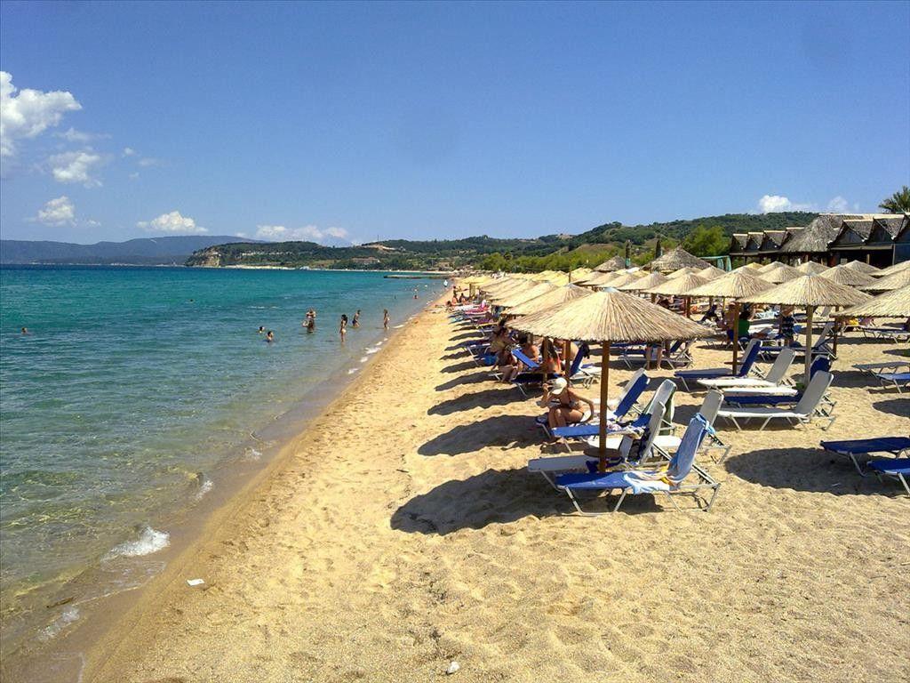 Земля Халкидики-Афон, Греция, 7150 сот. - фото 1