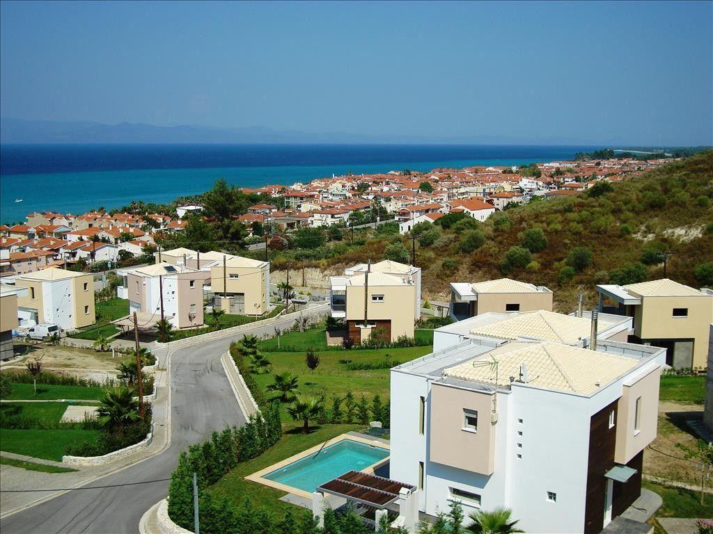 Вилла Халкидики-Кассандра, Греция, 130 м2 - фото 1