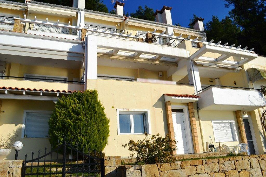 Таунхаус Халкидики-Кассандра, Греция, 84 м2 - фото 1