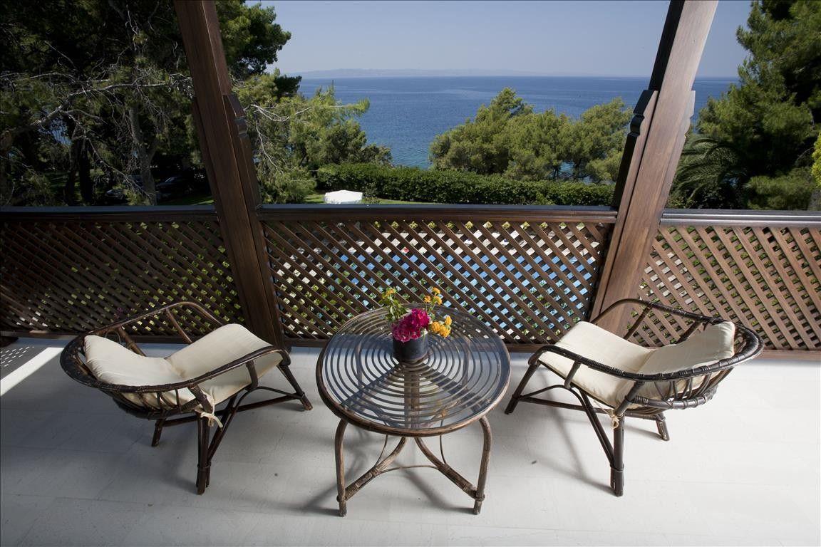 Вилла Халкидики-Ситония, Греция, 1000 м2 - фото 1