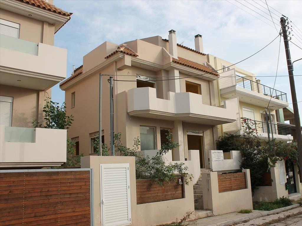 Дома в афинах фото
