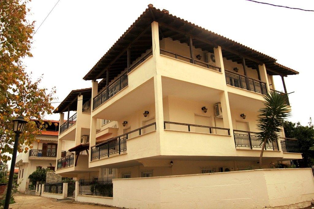 Коммерческая недвижимость Халкидики-Афон, Греция, 420 м2 - фото 1