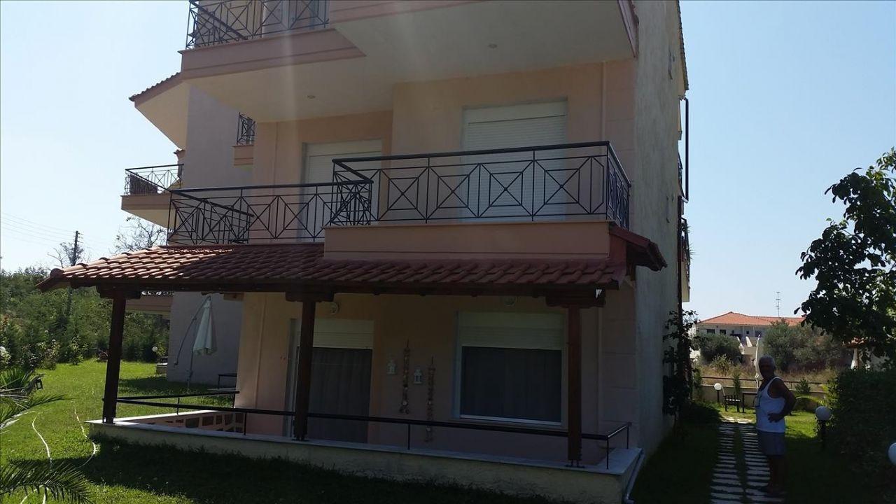Квартира Халкидики-Кассандра, Греция, 42 м2 - фото 1