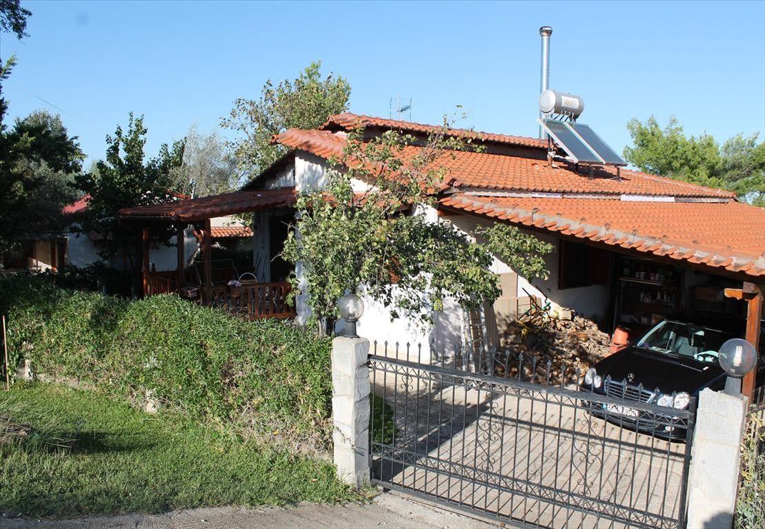 Коттедж Халкидики-Кассандра, Греция, 472 сот. - фото 1