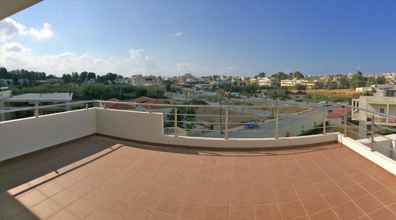 Квартира о. Крит, Греция, 128 м2 - фото 1