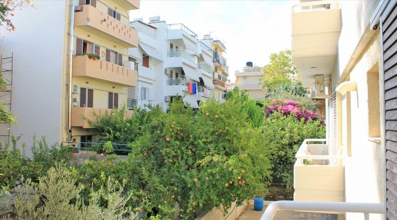 Квартира о. Крит, Греция, 35 м2 - фото 1