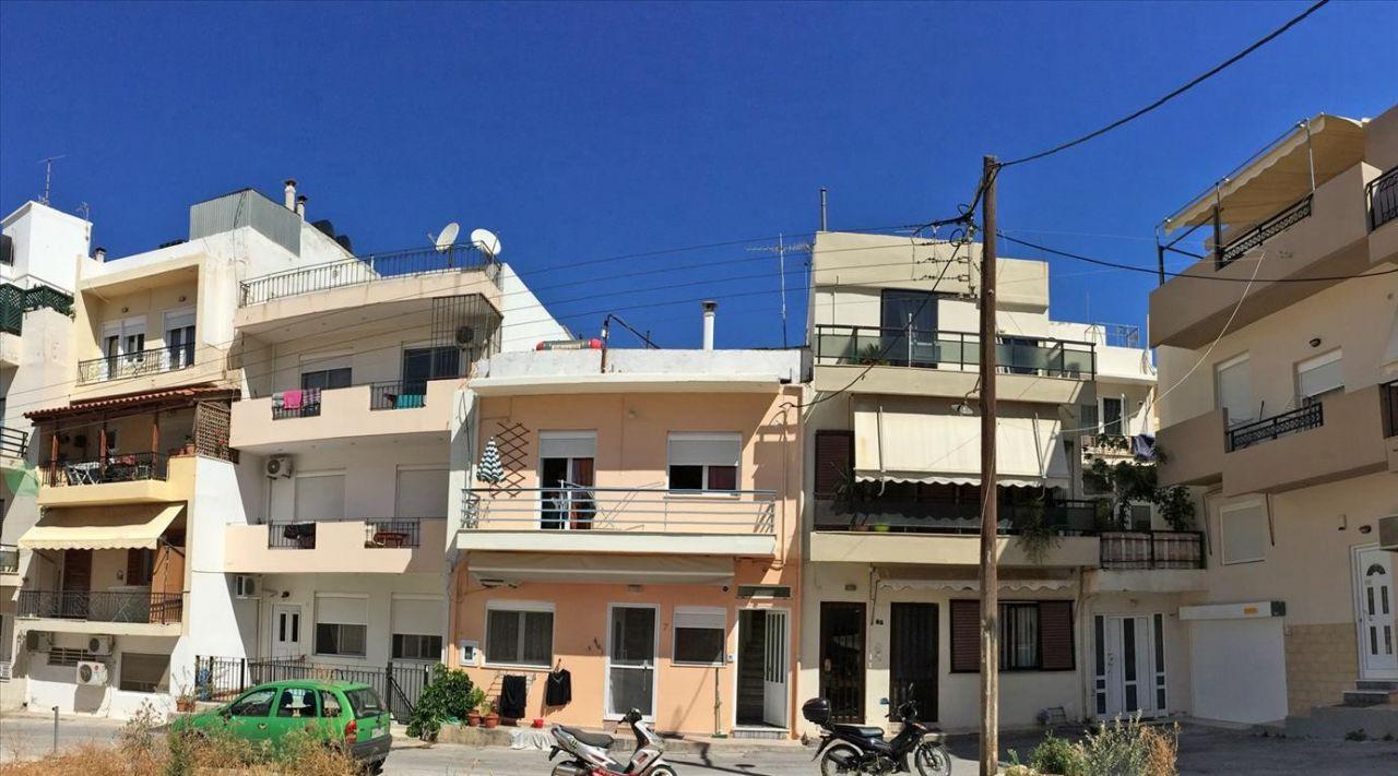 Квартира о. Крит, Греция, 52 м2 - фото 1