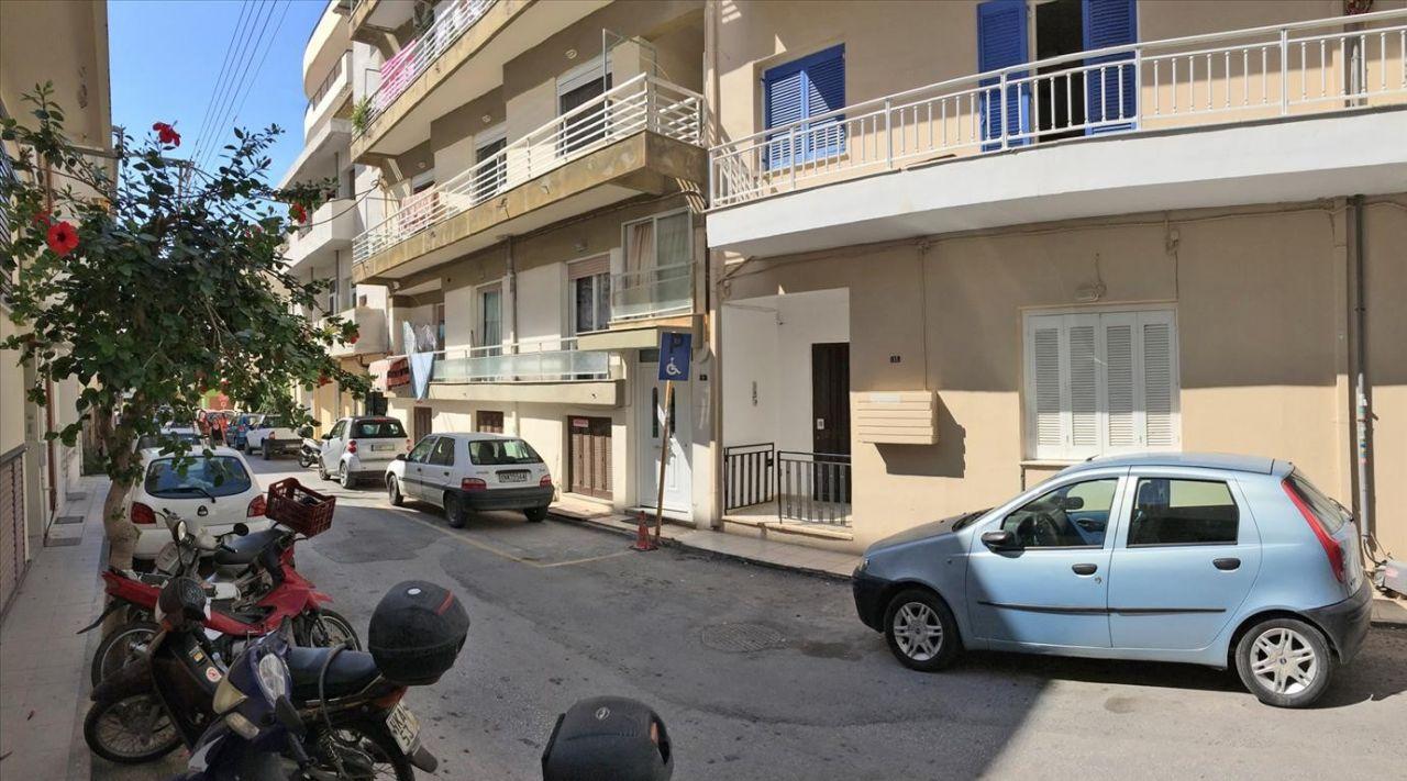 Квартира о. Крит, Греция, 65 м2 - фото 1