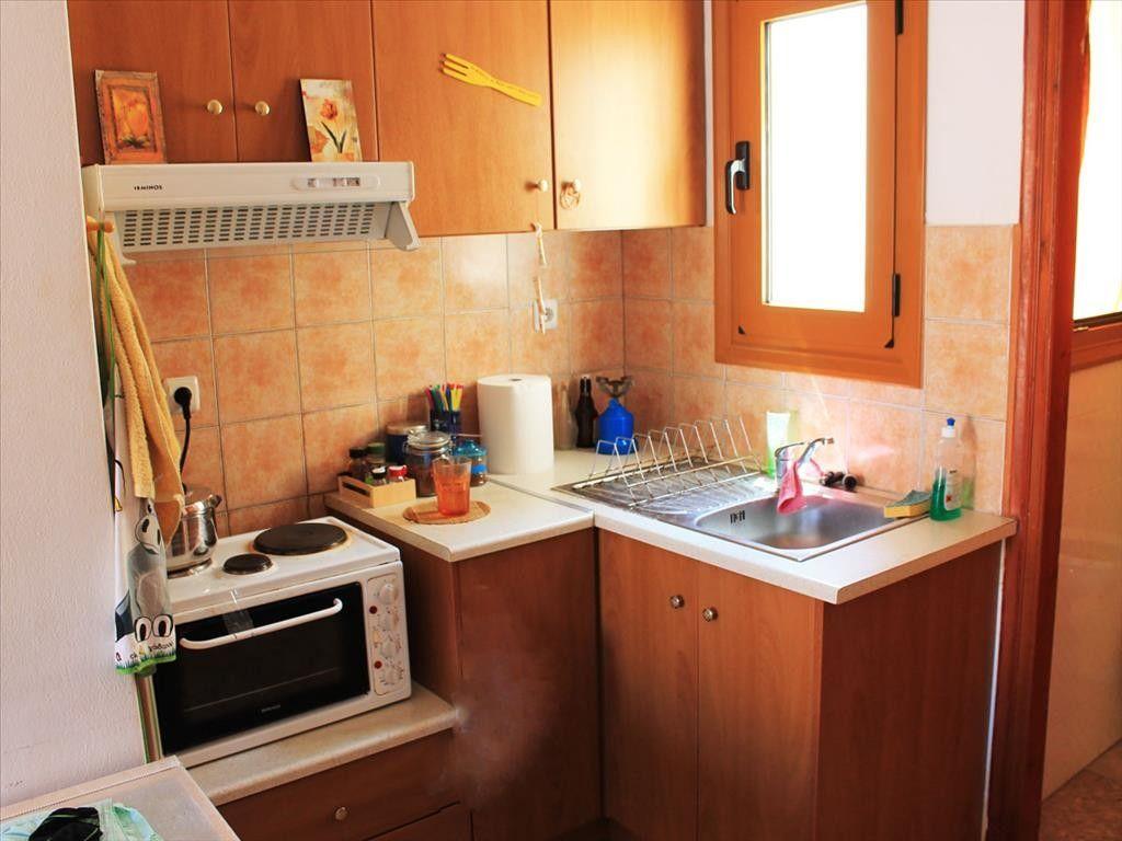 Квартира о. Крит, Греция, 28 м2 - фото 1