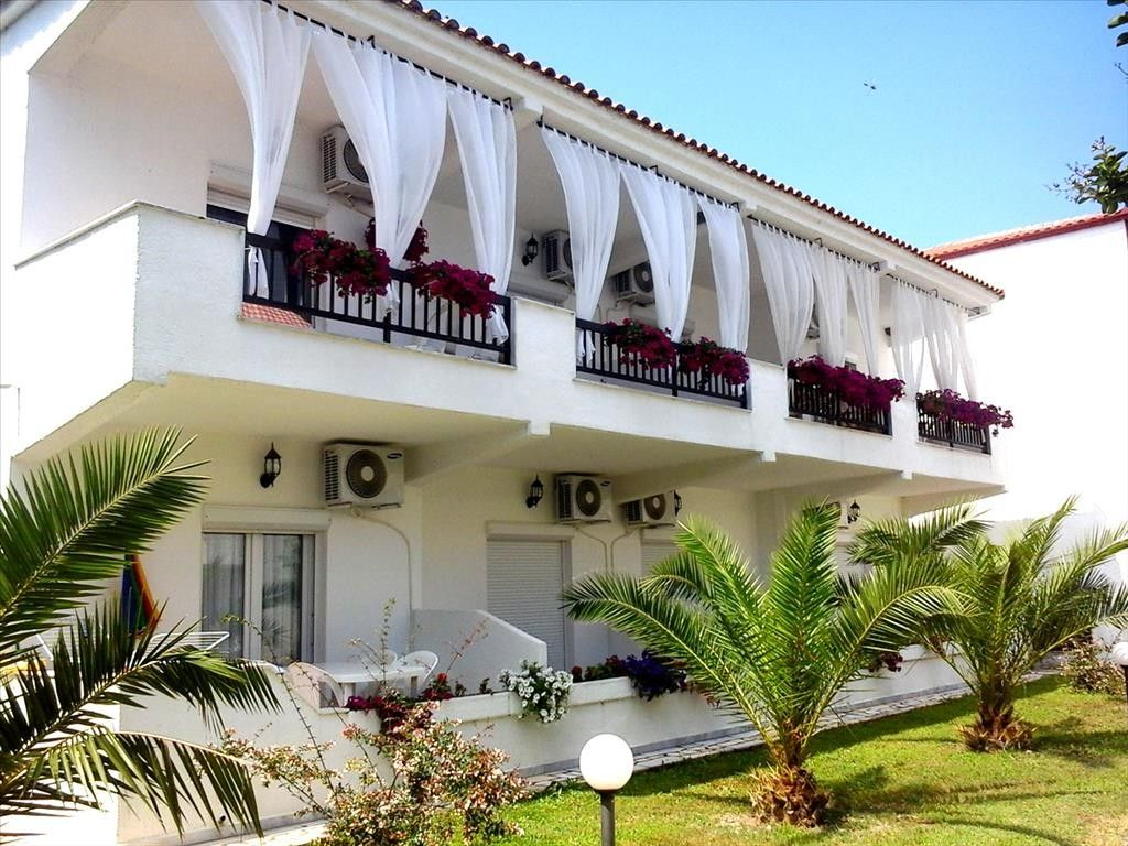 Отель, гостиница Халкидики-Кассандра, Греция, 240 м2 - фото 1