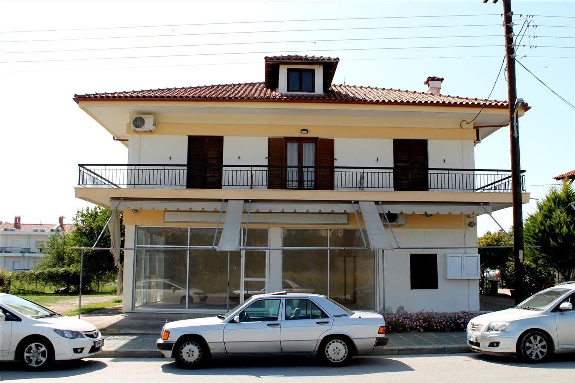 Коммерческая недвижимость Халкидики-Ситония, Греция, 412 м2 - фото 1