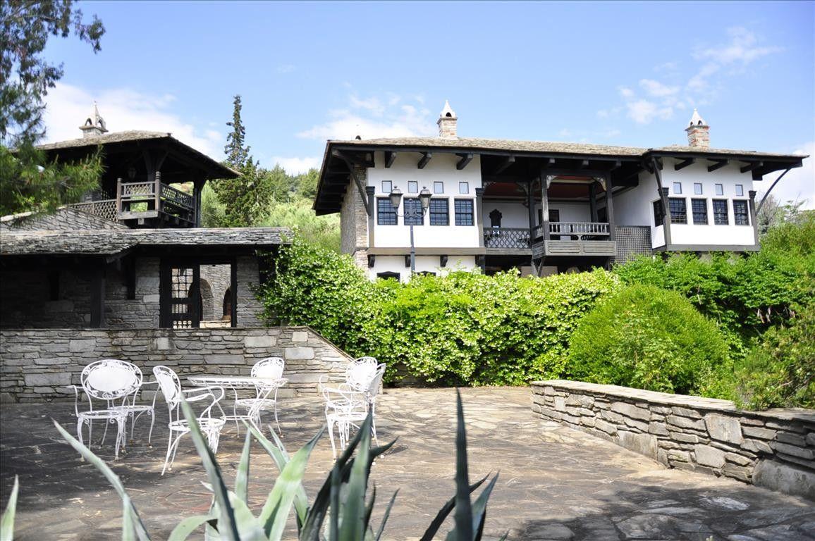 Вилла Халкидики-Ситония, Греция, 370 м2 - фото 1