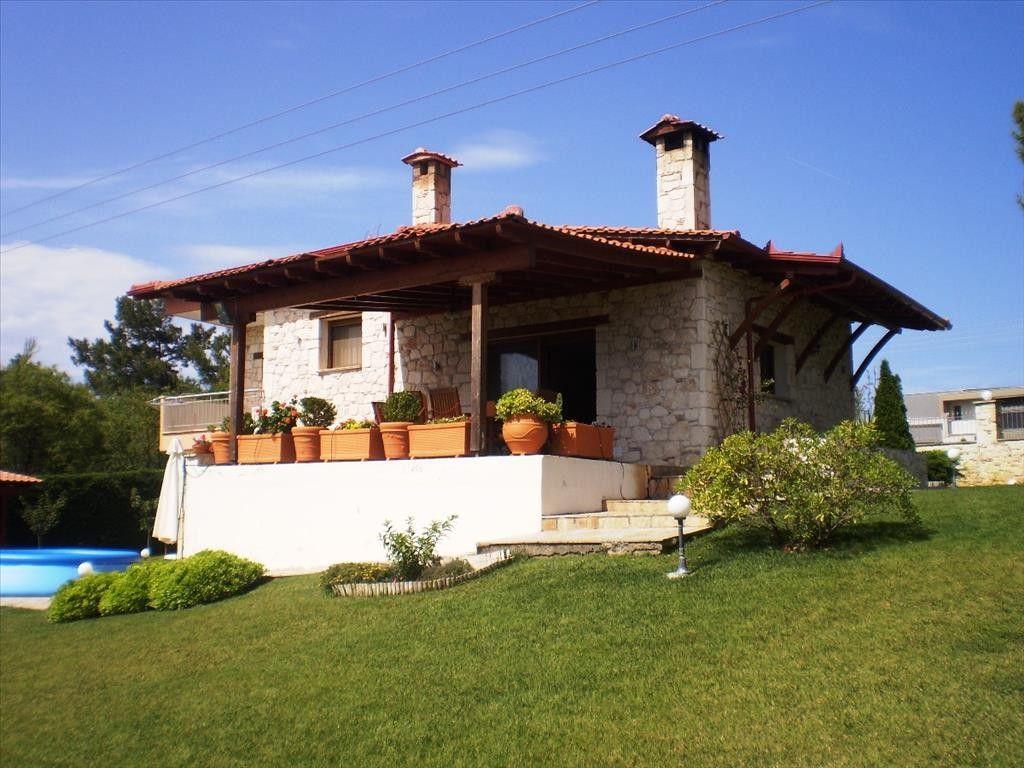 Коттедж Халкидики-Кассандра, Греция, 2000 сот. - фото 1