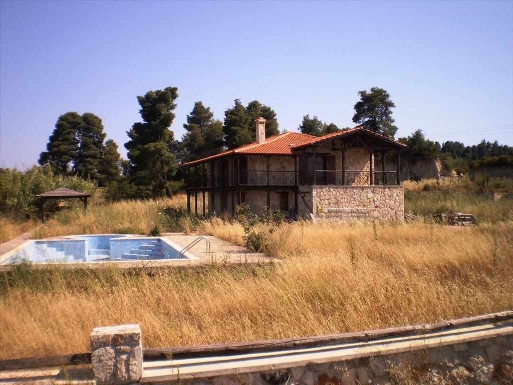 Коттедж Халкидики-Кассандра, Греция, 220 м2 - фото 1