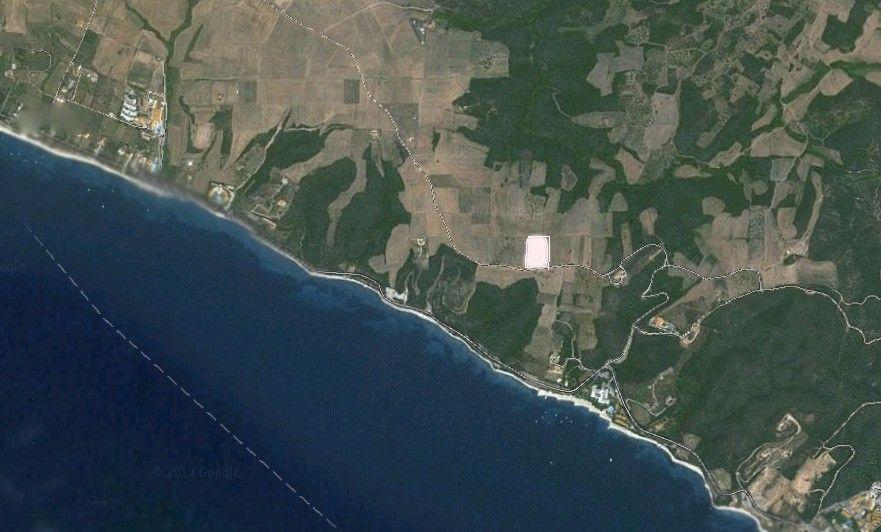 Земля Халкидики-Афон, Греция, 8500 сот. - фото 1
