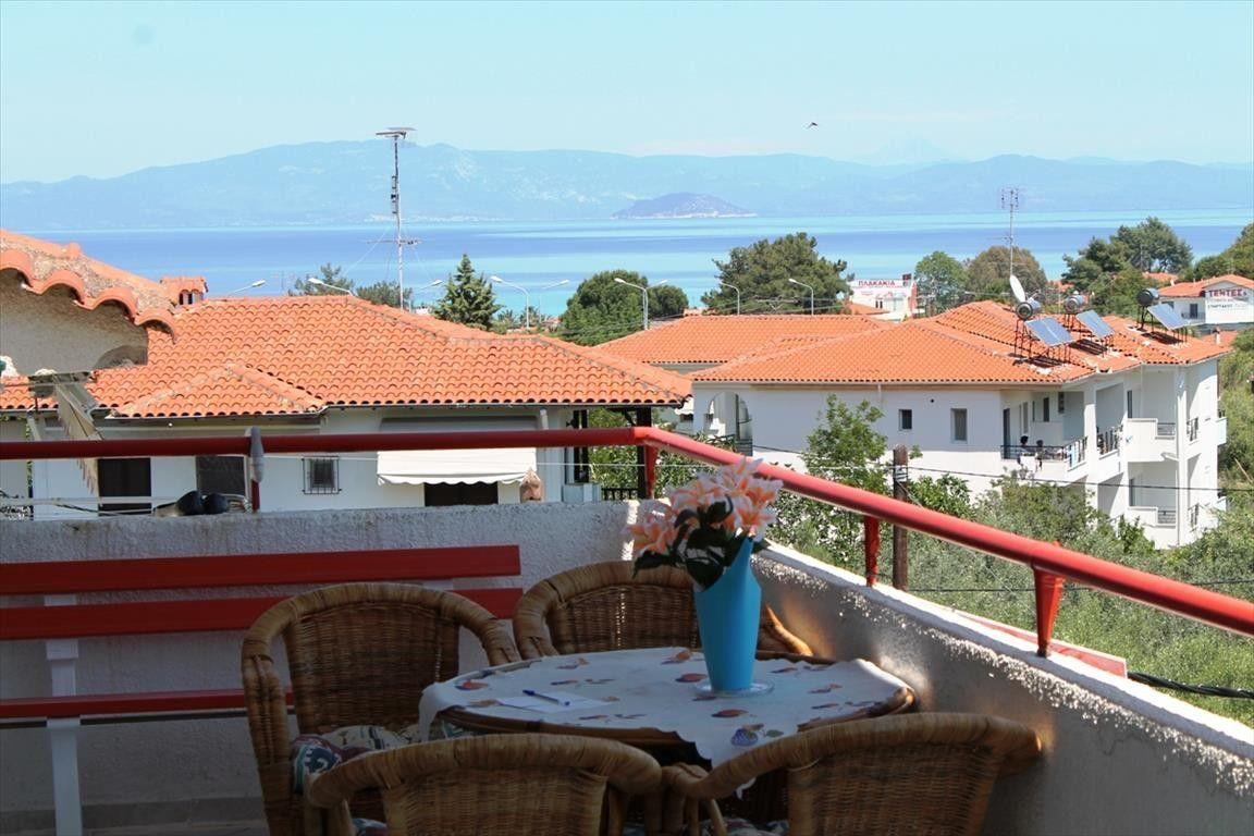 Квартира Халкидики-Кассандра, Греция, 63 м2 - фото 1