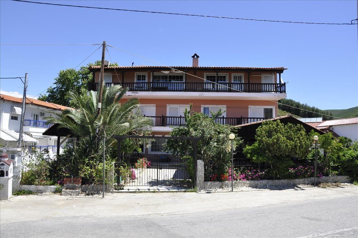 Отель, гостиница Халкидики-Ситония, Греция, 600 м2 - фото 1