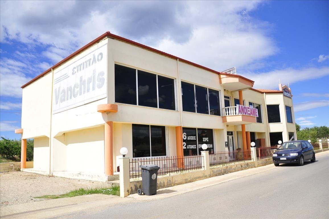 Коммерческая недвижимость Халкидики-Ситония, Греция, 1250 м2 - фото 1